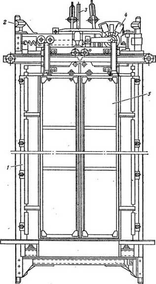 Как устроена кабина лифта