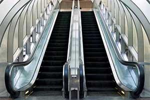 Эскалаторы и обслуживание